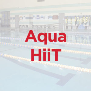 Aqua-Hiit @ Campus Pool