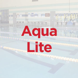 Aqua Lite @ Campus Pool