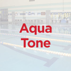 Aqua Tone @ Campus Pool