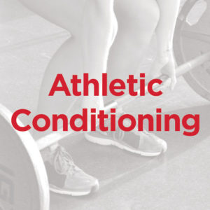 Athletic Conditioning @ MP Room