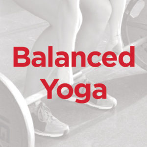 Balanced Yoga @ MP Room