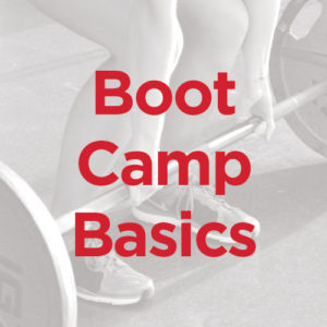 Boot Camp Basics @ Mp Room