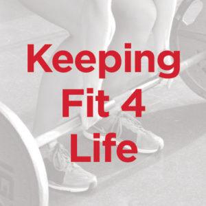 Keeping Fit 4 Life @ MP Room