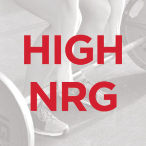 High NRG @ Adult Gym - Altoona Campus
